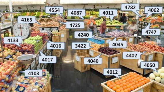 supermarkt nummern