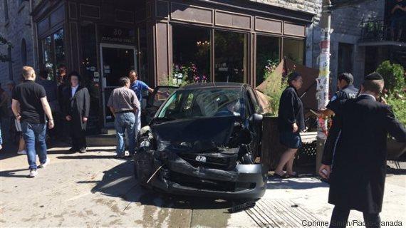 collision vol de banque