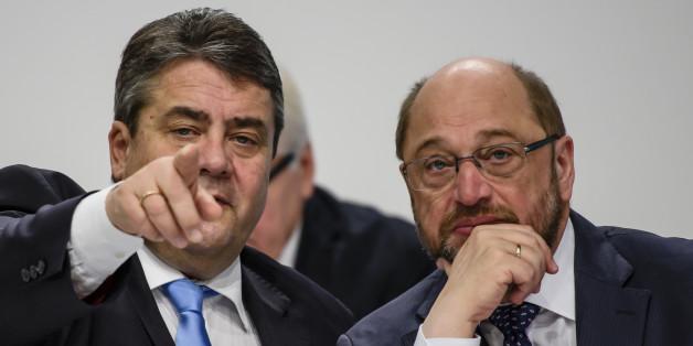 Martin Schulz könnte Sigmar Gabriel beerben, falls dieser nicht für das Kanzleramt kandidieren möchte.