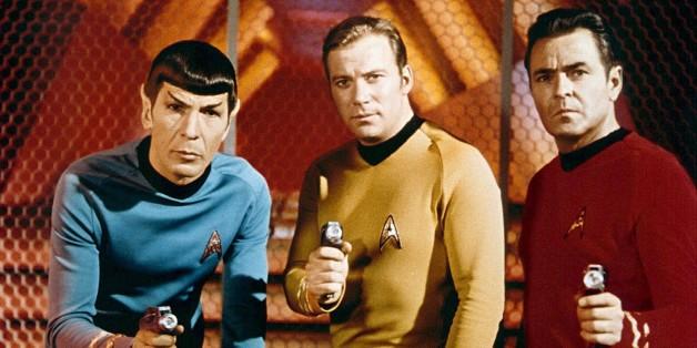 Star Trek ist auf Maxdome zu sehen