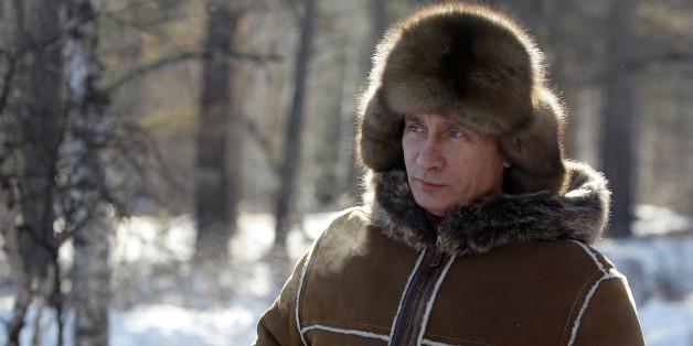 """Wladimir Putin beschreibt die Beziehung zu den USA als """"frostig""""."""
