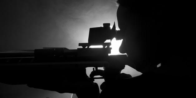 Österreich: 65-Jähriger feuert mit Luftgewehr auf Syrer. (Symbolfoto)