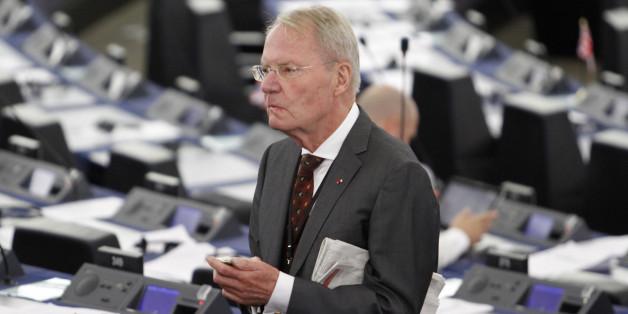 Hans-Olaf Henkel in seiner Zeit als Europa-Abgeordneter