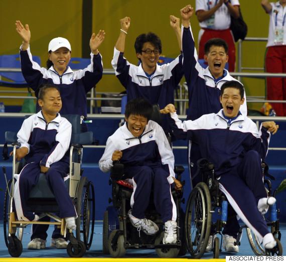 paralympic korea