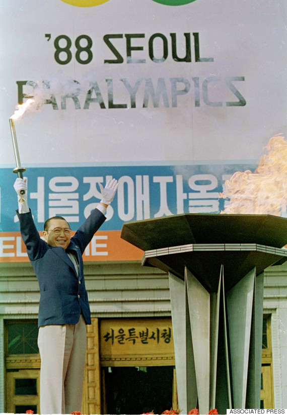 paralympic seoul