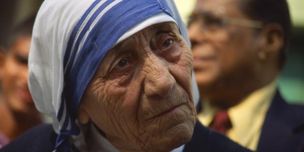 Mutter Teresa wurde von Papst Franziskus heilig gesprochen.