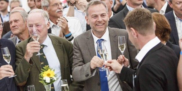 Reaktionen zur Landtagswahl in Mecklenburg-Vorpommern am 4. September 2016