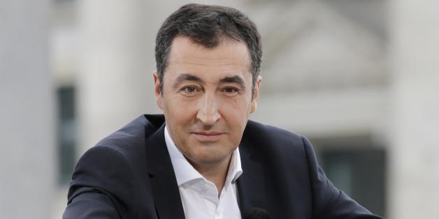 Der Grünen-Vorsitzende Cem Özdemir