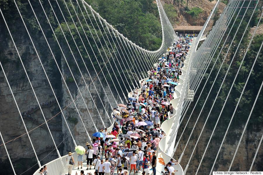 zhangjiajie bridge