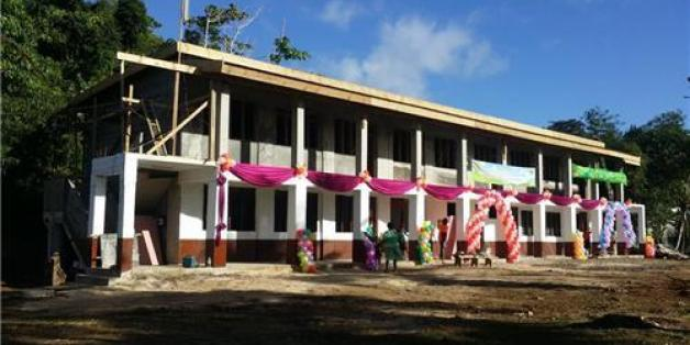 바누아투에 혜륜양의 이름을 따 건립한 유치원·학교
