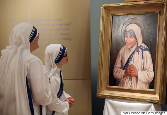 mother teresa vatican john paul