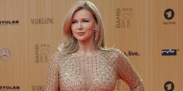 """Veronica Ferres gibt auch dem Schauspiel-Nachwuchs Rat - am Montag ist sie in dem ZDF-Film """"Du sollst nicht töten"""" zu sehen"""