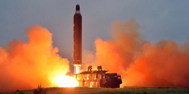Nordkorea soll wieder Rakten abgefeuert haben - um welchen Typ es sich dabei gehandelt hat, ist nicht bekannt (Symbolbild)