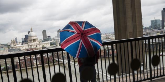 Die meisten Briten sehen nach dem Brexit optimistisch in ihre Zukunft