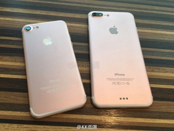 iphone 7 rumeurs