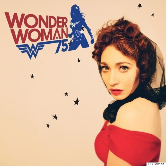regina spektor wonder woman