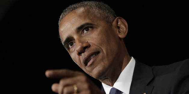 President Barack Obama speaks during a news conference at the conclusion of the G-20 in Hangzhou, in eastern China's Zhejiang province, Monday, Sept. 5, 2016. (AP Photo/Carolyn Kaster)