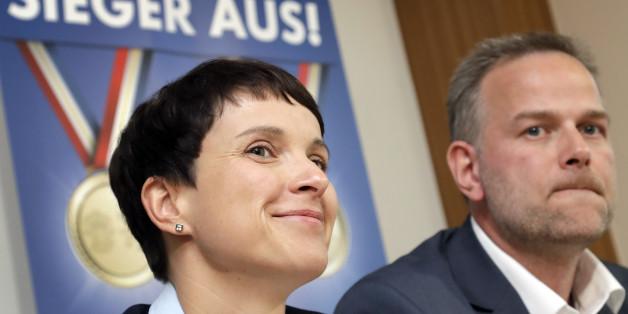 Die AfD-Politikerin Frauke Petry