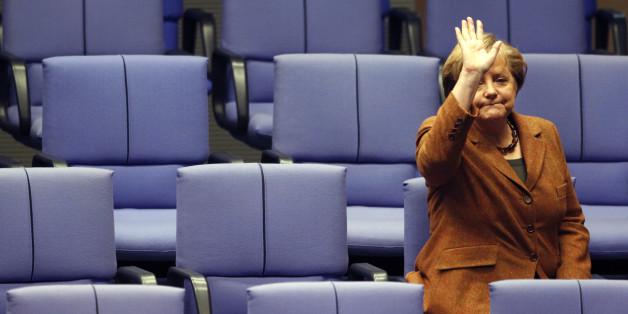 Der Rückhalt für Angela Merkel in der eigenen Partei war schon besser.