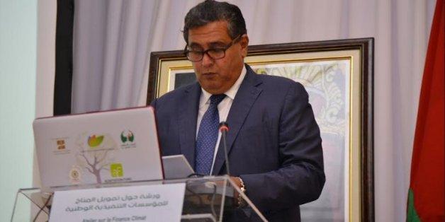"""Akhannouch: """"L'accès au financement climatique, maillon faible des pays en développement"""""""