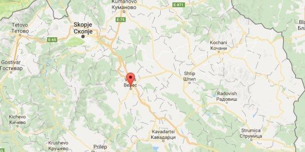 Deutsches Kleinflugzeug in Mazedonien verunglückt