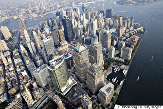 goldman sachs building new york