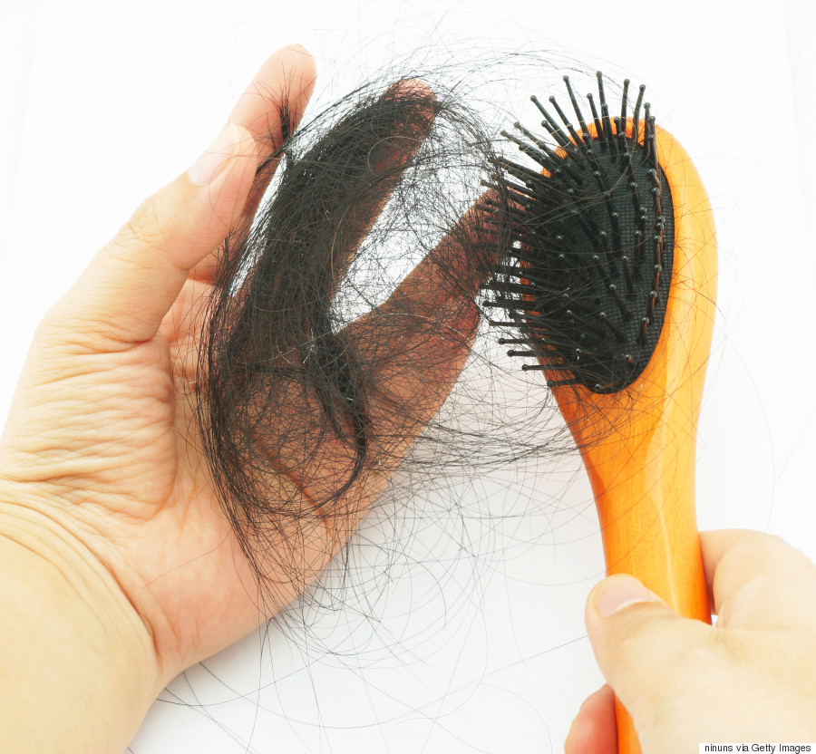 hair loss thinning growth falling female help care tips canada hear huffpost