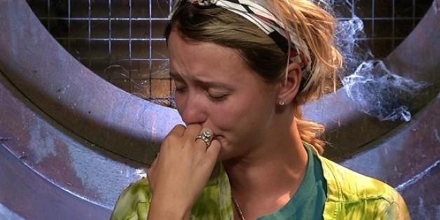 """Richard Lugner besucht """"Promi Big Brother"""" - zuvor muss Cathy Lugner jedoch weinen"""