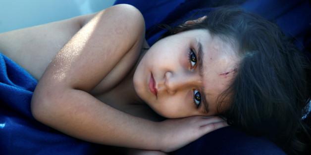 Symbolfoto: Die Zahl der Flüchtlingskinder ist in den letzten Jahren dramatisch gestiegen