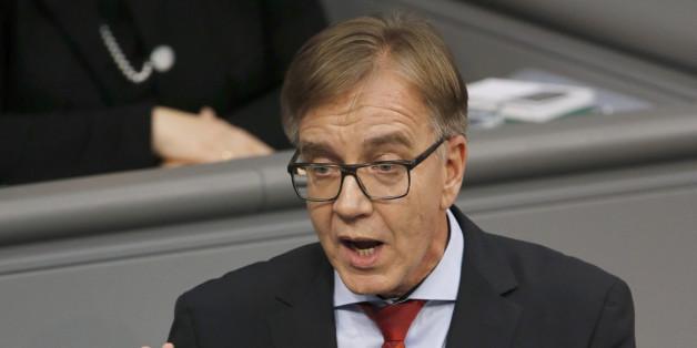 """""""Angstmacher-Koalition"""": Linken-Chef Bartsch attackiert die Regierung - und sorgt mit einem Halbsatz für Gelächter"""