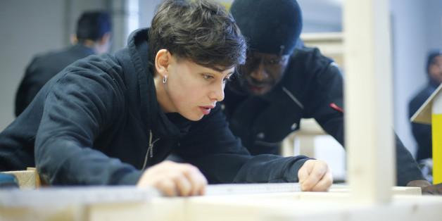 OECD lobt Integration von Flüchtlingen in den deutschen Arbeitsmarkt