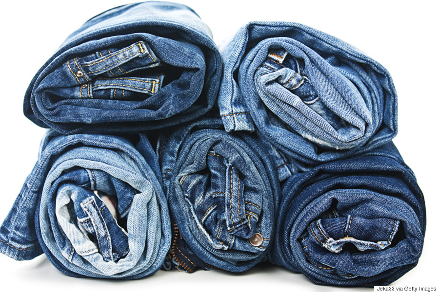 fold roll clothes