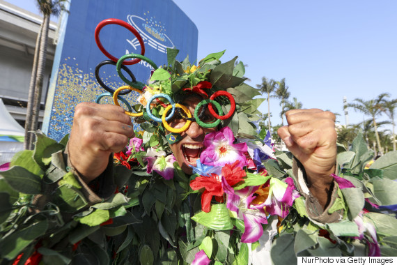 rio paralympic games opening