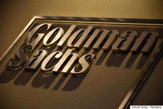 goldman sachs sign
