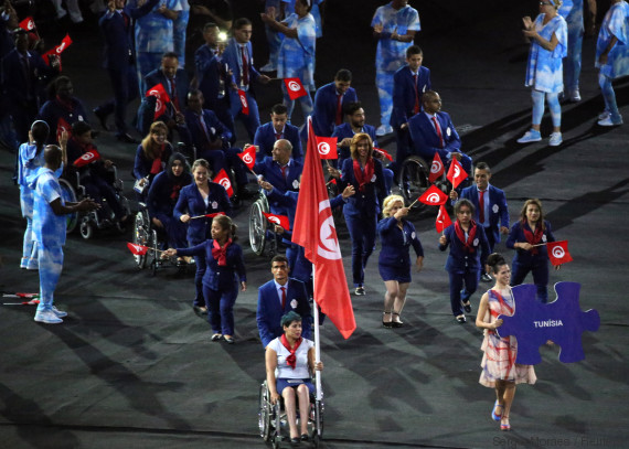 paralympics tunisia