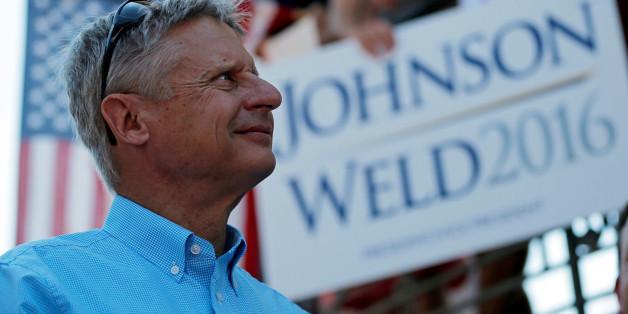 Der US-Präsidentschaftskandidat bei einer Wahlveranstaltung in Boston im Bundesstaat Massachusetts