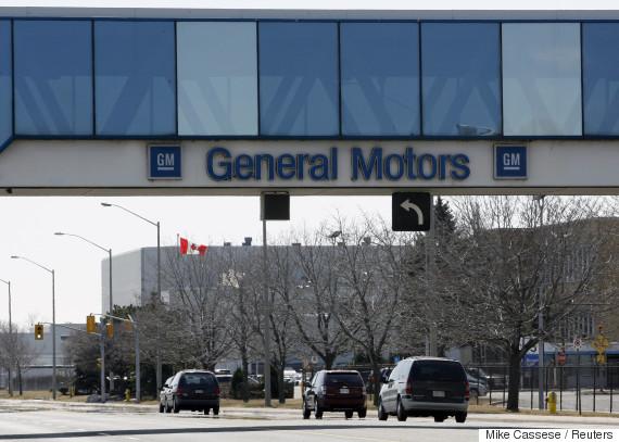oshawa general motors