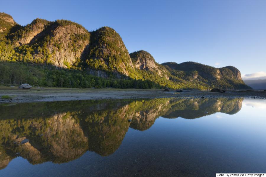 fjord saguenay quebec