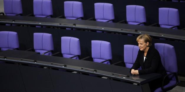Die Kanzlerin verliert zunehmend Rückhalt für ihrer Flüchtlingspolitik