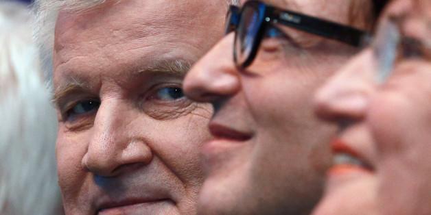 CSU-Chef Horst Seehofer und CSU-Verkehrsminister Dobrindt