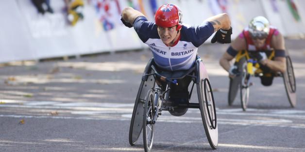 Rennrollstuhl-Rennen - wer diese im Paralympics-Plan sucht, muss wissen, was manche Kürzel bedeuten