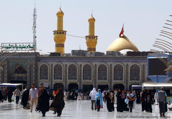 karbala iraq pilgrims