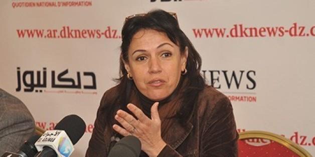 Karima Achour professeur au CHU de Bab El Oued, chef du service chirurgie thoracique