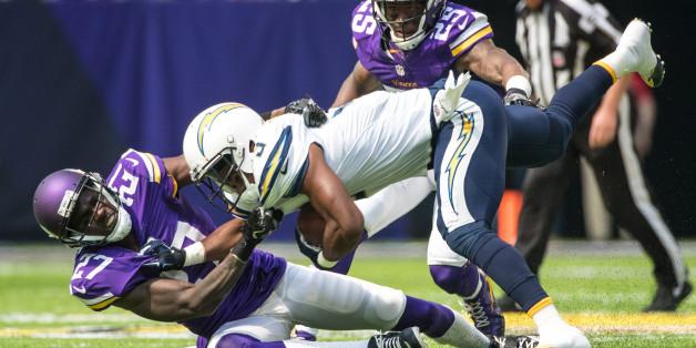 Die Minnesota Vikings spielen am Sonntag gegen die Tennessee Titans