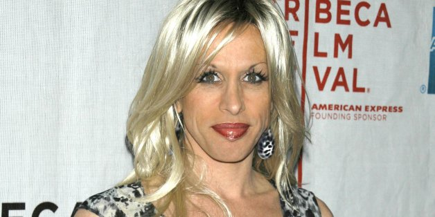 "Photo by: Raoul Gatchalian/STAR MAX/IPx 4/26/07 Alexis Arquette at the premiere of ""She's My Brother"" at the Tribeca Film Festival. (NYC)"