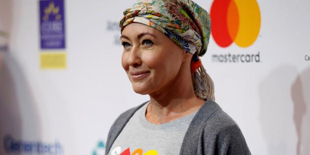 Shannen Doherty kämpft gegen Brustkrebs - aber nicht nur für sich