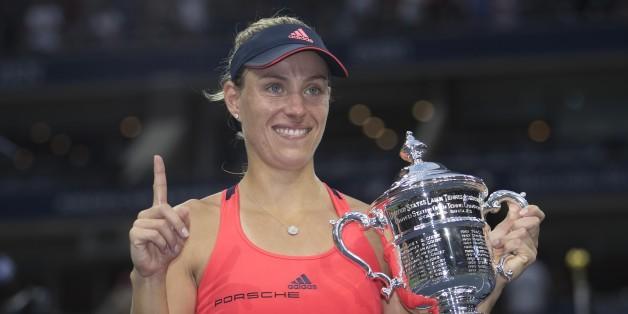 Angelique Kerber hat die US Open gewonnen und ist aktuell die beste Tennisspielerin der Welt