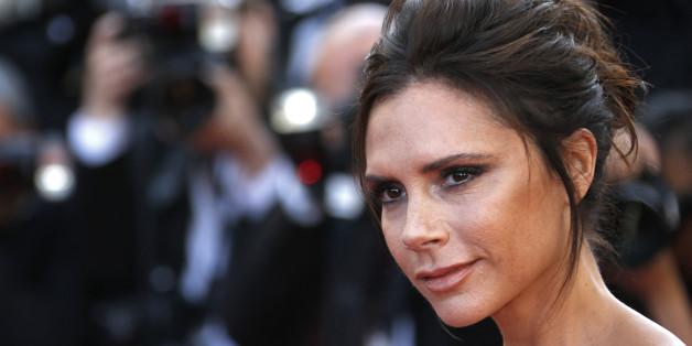 Viktoria Beckham zeigte sich auf der New York Fashion Week lockerer als erwartet