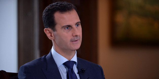 Syria's President Bashar al-Assad speaks during an interview with NBC News in this handout picture provided by SANA on July 14, 2016. SANA/Handout via REUTERS ATTENTION EDITORS - THIS PICTURE WAS PROVIDED BY A THIRD PARTY. REUTERS IS UNABLE TO INDEPENDENTLY VERIFY THE AUTHENTICITY, CONTENT, LOCATION OR DATE OF THIS IMAGE. FOR EDITORIAL USE ONLY.