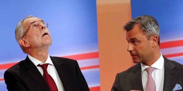 #Klebergate: So machen sich Internetnutzer über den Wahl-Wahnsinn der Österreicher lustig